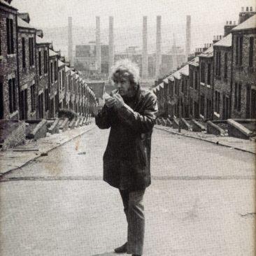 Ted Lewis on Hugh Street