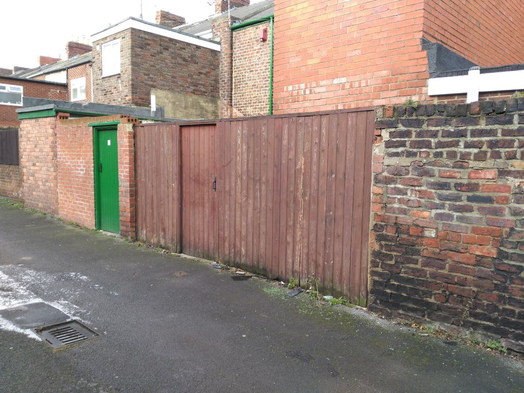 25 Coburg Street - Rear