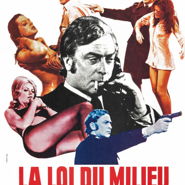 French One Sheet (Remastered by Lee Robson)