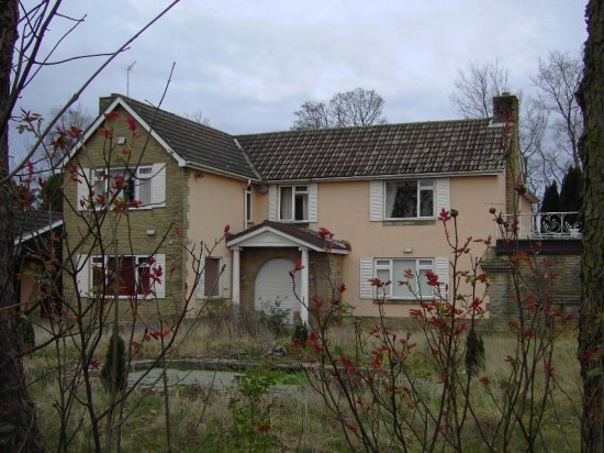 The Pantiles pre-demolition