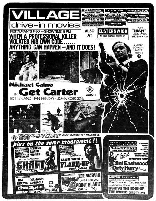 USA Cinema Advert
