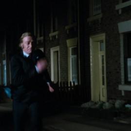 Carter runs westward