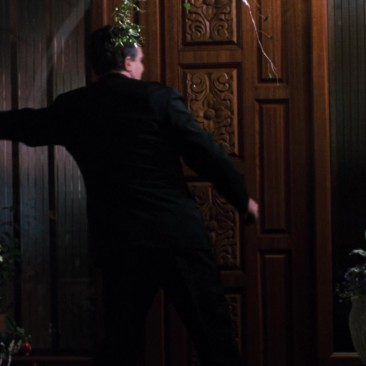 That infamous door